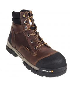 "CARHARTT 6"" GROUND FRCE BRN WP"