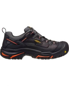 KEEN USA BRADDOCK BLK OXFORD