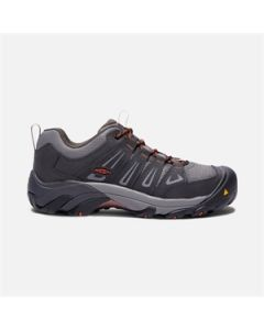 KEEN BOULDER LOW GRY\BLK ST EH