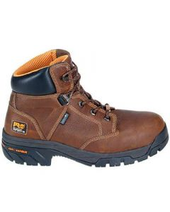 "TIMBERLANE PRO HELIX WATERPROOF ALLOY TOE 6"" WORK BOOT"