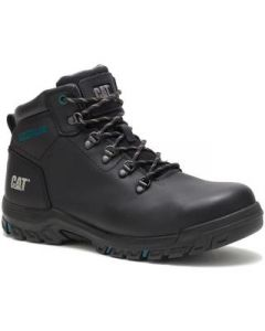 "CAT WOMENS MAE BLK 6"" ST WP EH"