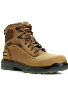 "ARIAT TURBO 6"" BRN CT EH WP SR"