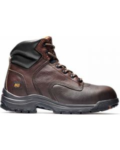 "TIMBERLAND PRO TITAN COMP TOE 6"" WORK BOOT"