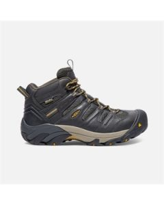 KEEN LANSING MID WP ST BLK EH