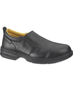 CAT CONCLUDE SLIP ON BLK SD OX